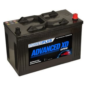 643 xd car battery