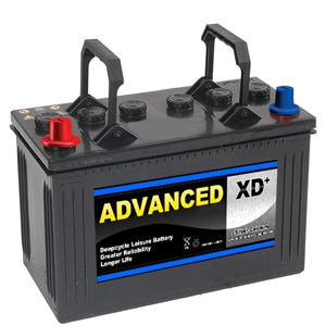 664 xd advanced battery