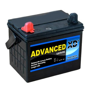 896 lawnmower battery
