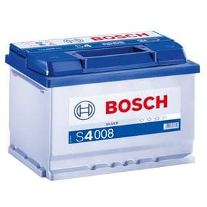 Bosch s4008 car battery