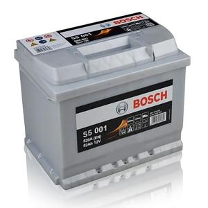 Bosch S5001 Car Battery 552 401 052 063 Abs Batteries