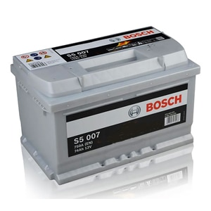 Bosch s5007 car battery