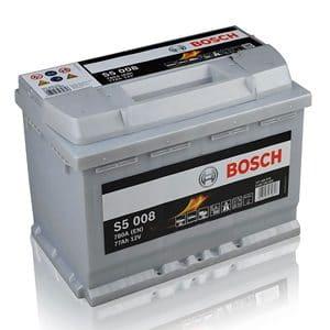 Bosch s5008 car battery