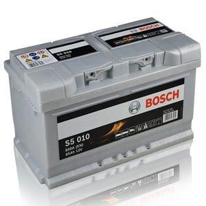Bosch s5010 car battery