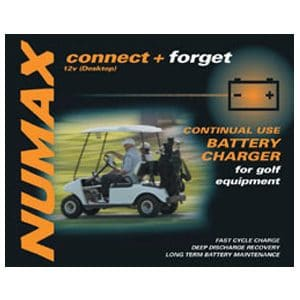 Golf 4ah battery charger