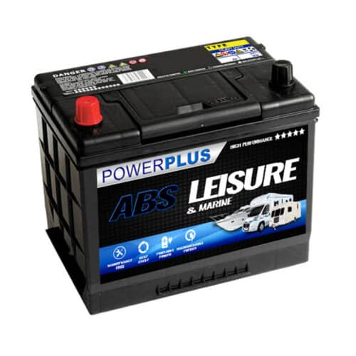 l85 leisure battery 85Ah image