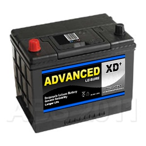 Advanced XD Leisure Batteries
