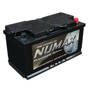 Numax 017 battery