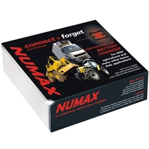 Numax 12v 30ah battery charger