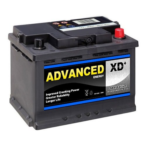 027XD car battery image