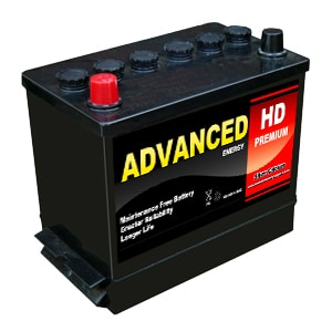 Advanced 038 battery