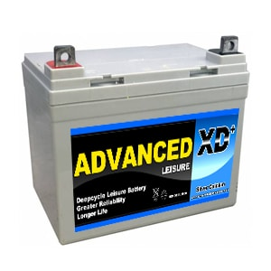 abs 34ah agm battery