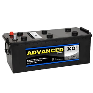 637 abs battery