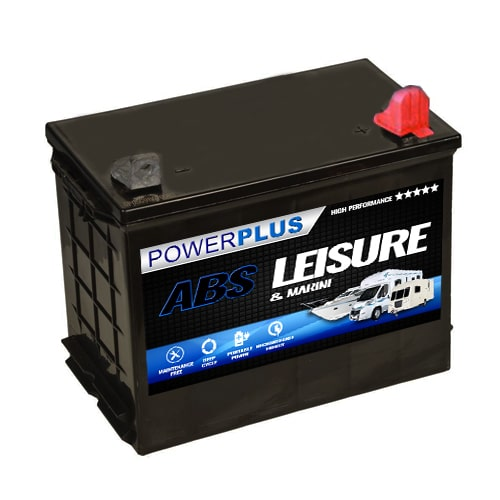 ABS 137 Lawn Mower Battery