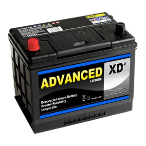 85ah leisure battery advanced