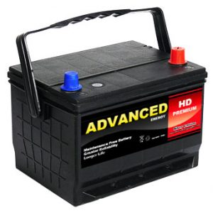 AM058L Car Battery