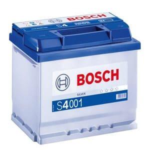 Bosch S4001 Car Battery 544402044 Abs Batteries