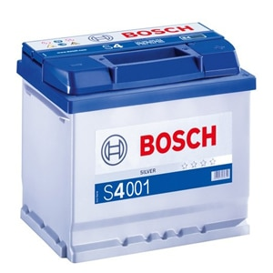 bosch s4001 car battery image 1