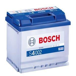 Bosch s4002 car battery