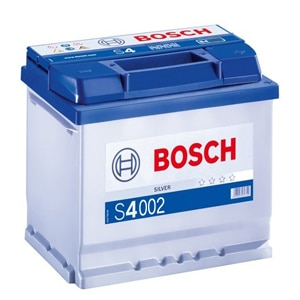 Bosch s4002 car battery