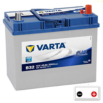 Varta B32 Car Battery