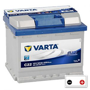 Varta C22 Car Battery
