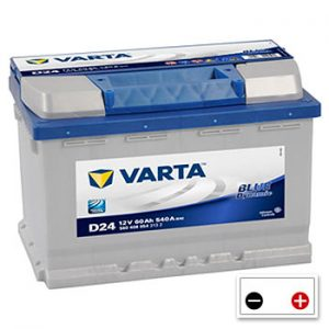 Varta D24 Car Battery