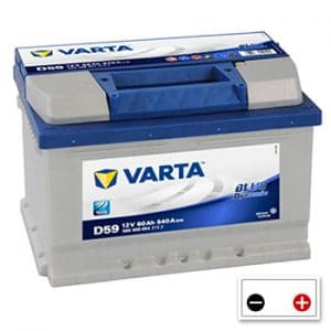 Varta D59 Car Battery