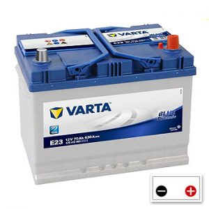 Varta E23 Car Battery