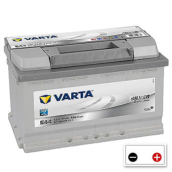 Varta E44 Car Battery