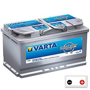 Varta F21 AGM Car Battery
