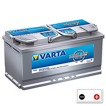 Varta G14 AGM Car Battery