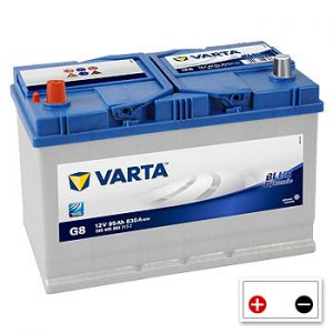 Varta G8 Car Battery