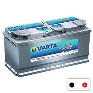 Varta H15 AGM Car Battery