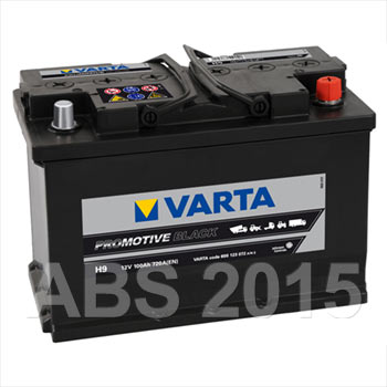 Varta H9, HGV, Commercial Battery