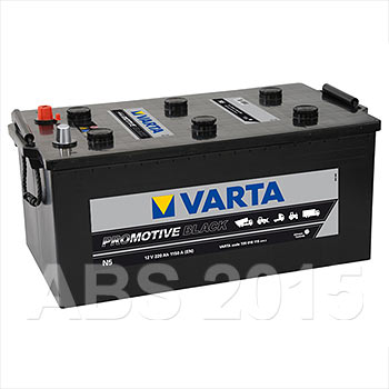 Varta N5, HGV, Commercial Battery
