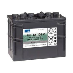 gf 12 105v battery