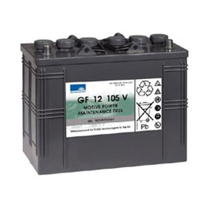 12 volt Gel Hand Truck Batteries