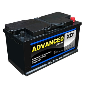 Advanced XD Motorhome Starter Batteries