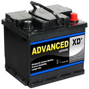 50ah leisure battery lp50