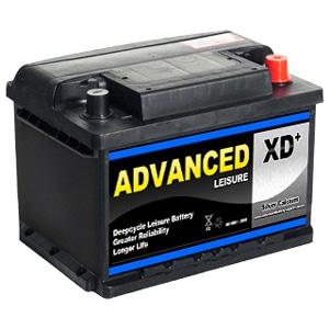 Lp60 leisure 60ah battery