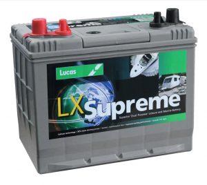 lucas lx24 leisure battery image
