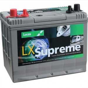 lucas lx24 leisure battery image