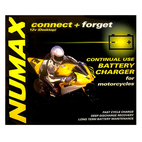 motorcycle charger cover image