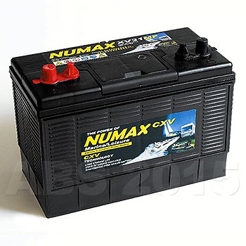Numax CXV35MF 12V, 120Ah Leisure Battery