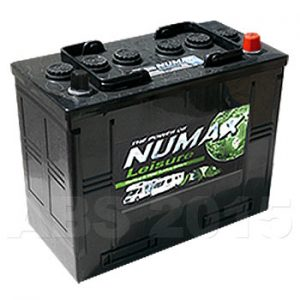 Numax L135 Deep Cycle 135Ah Non Sealed Battery