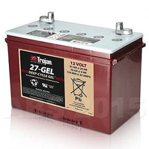 Trojan 12 Volt 27GEL-UT Battery