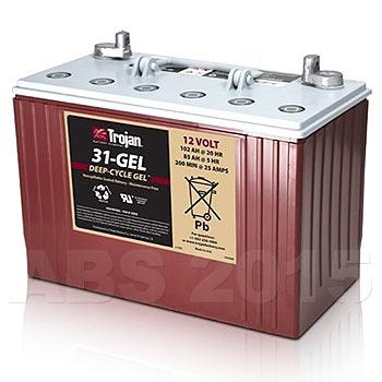 Trojan 12 Volt 31GEL-UT Battery