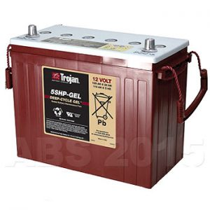 Trojan Cherry Picker Batteries