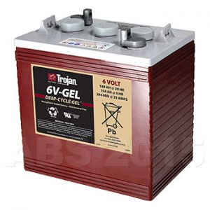 Trojan 6 Volt 6V-GEL Battery